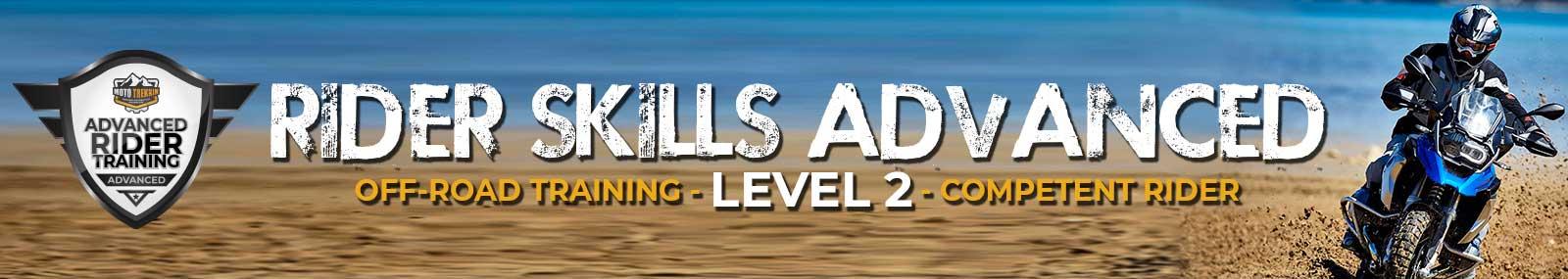 Advanced Rider Training 2020