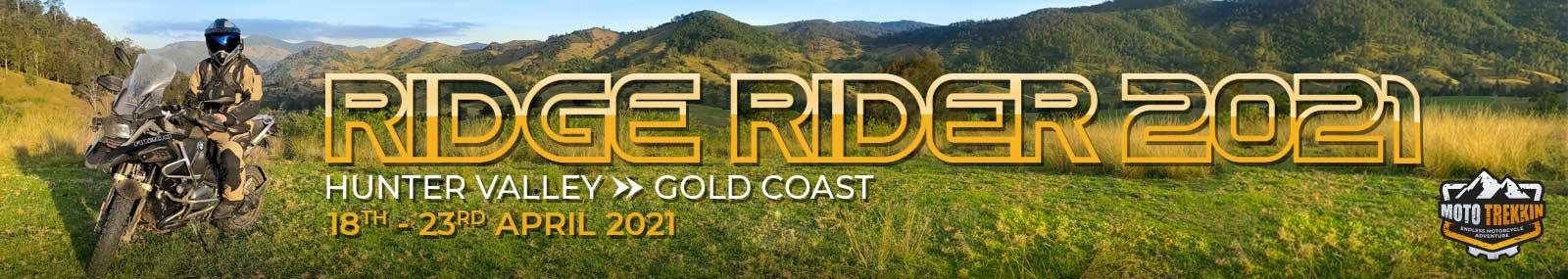 Ridge Rider 2021
