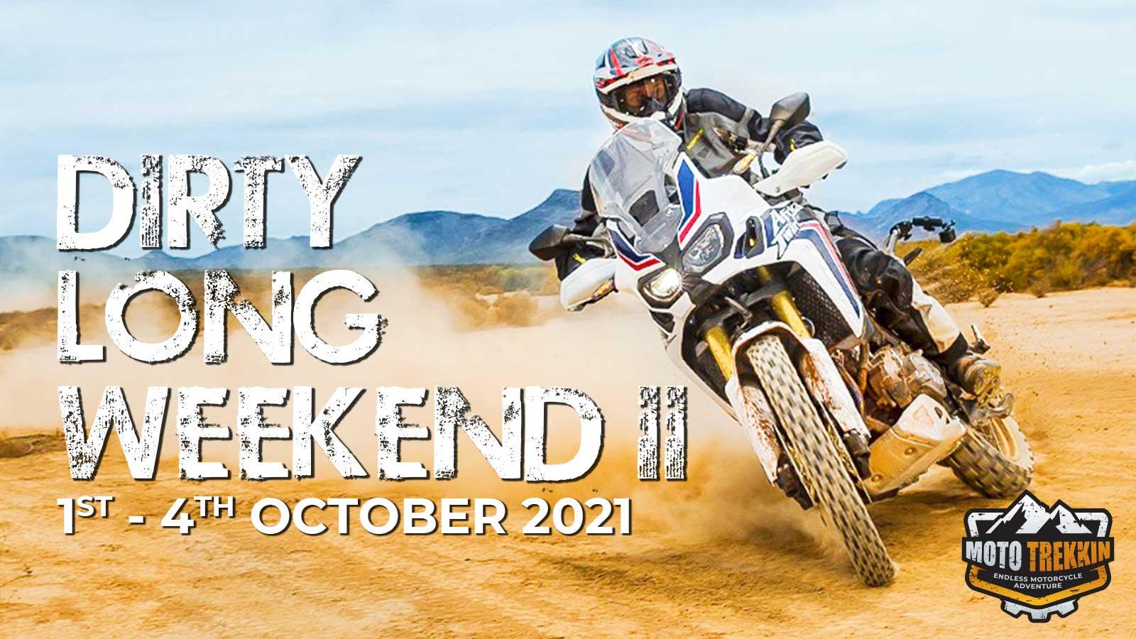 Dirty Long Weekend 2021