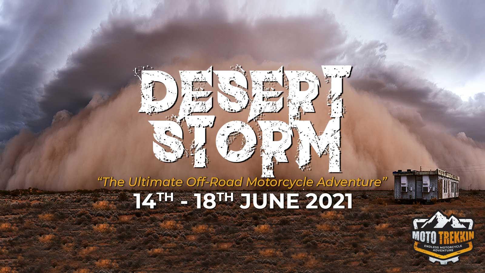 Desert Storm 2021