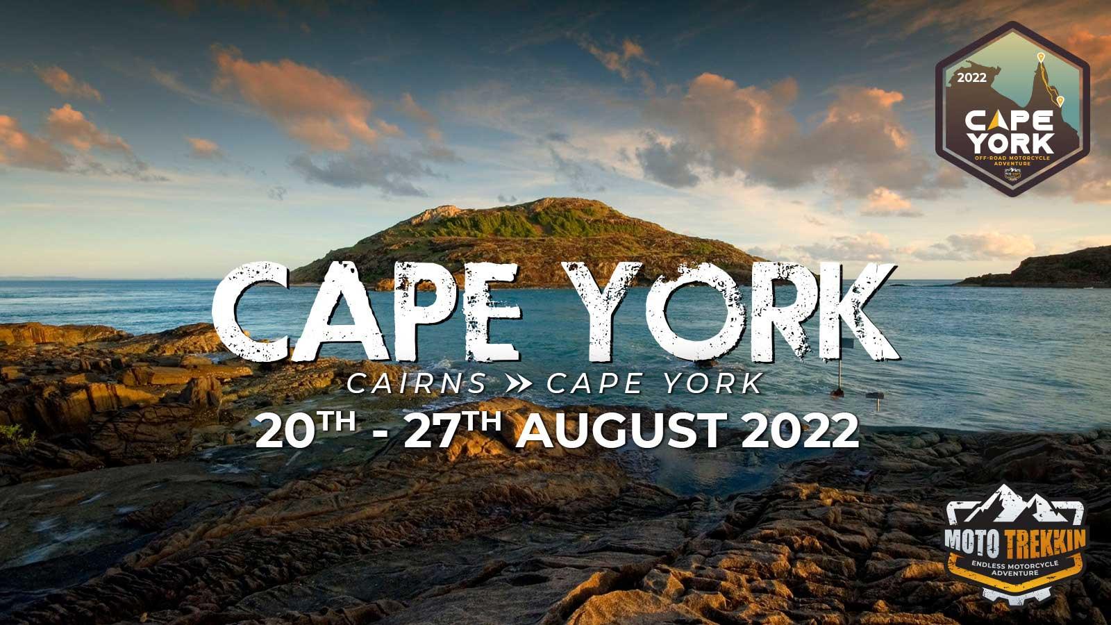 Cape York 2022