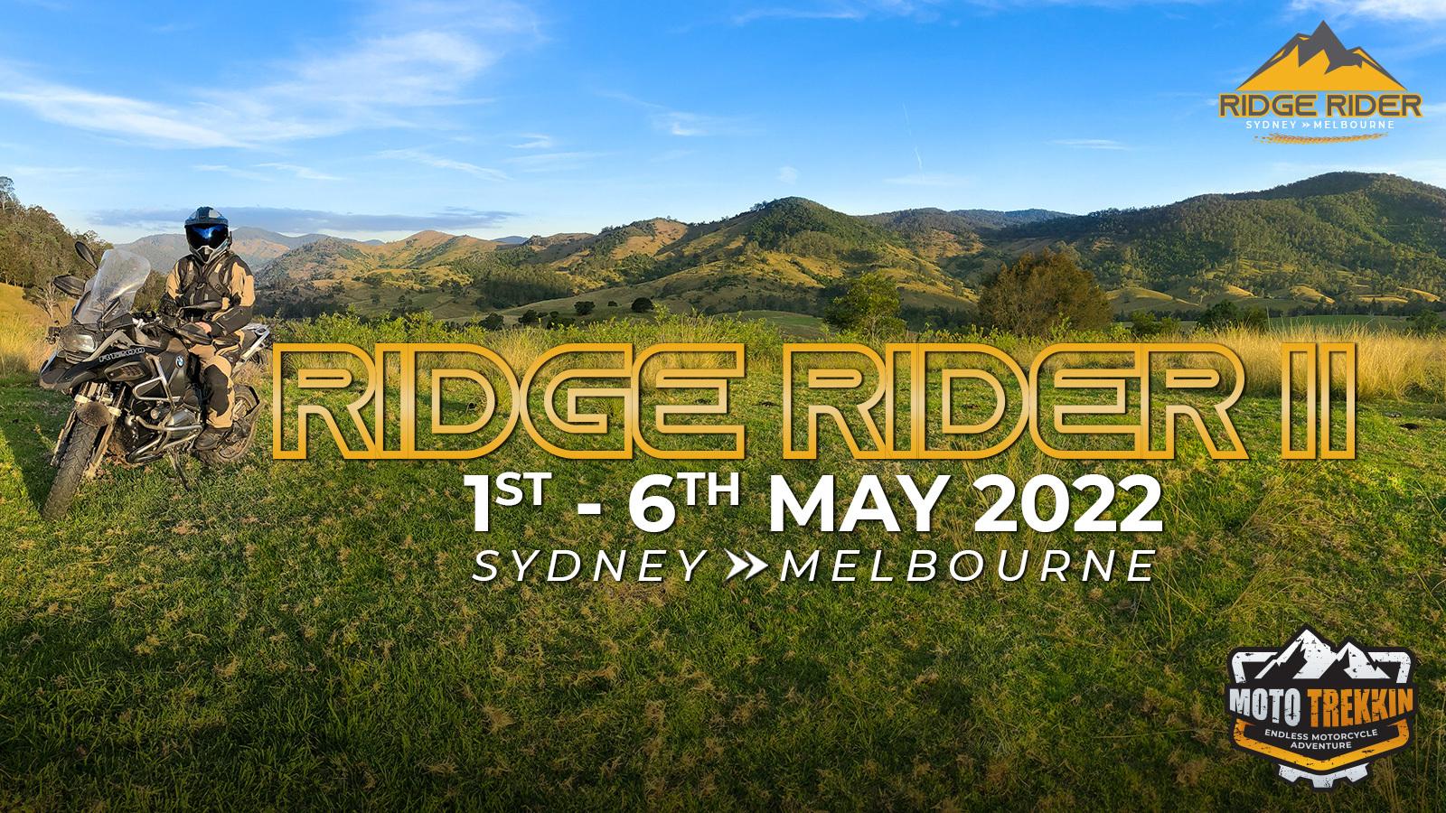 Ridge Rider 2022