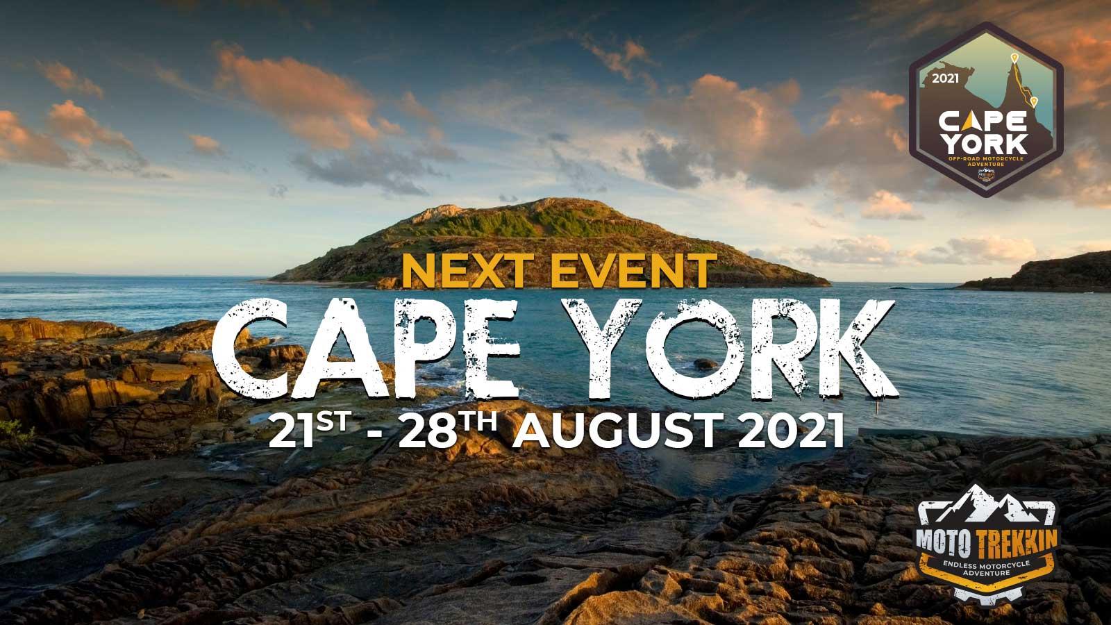 Cape York 2021