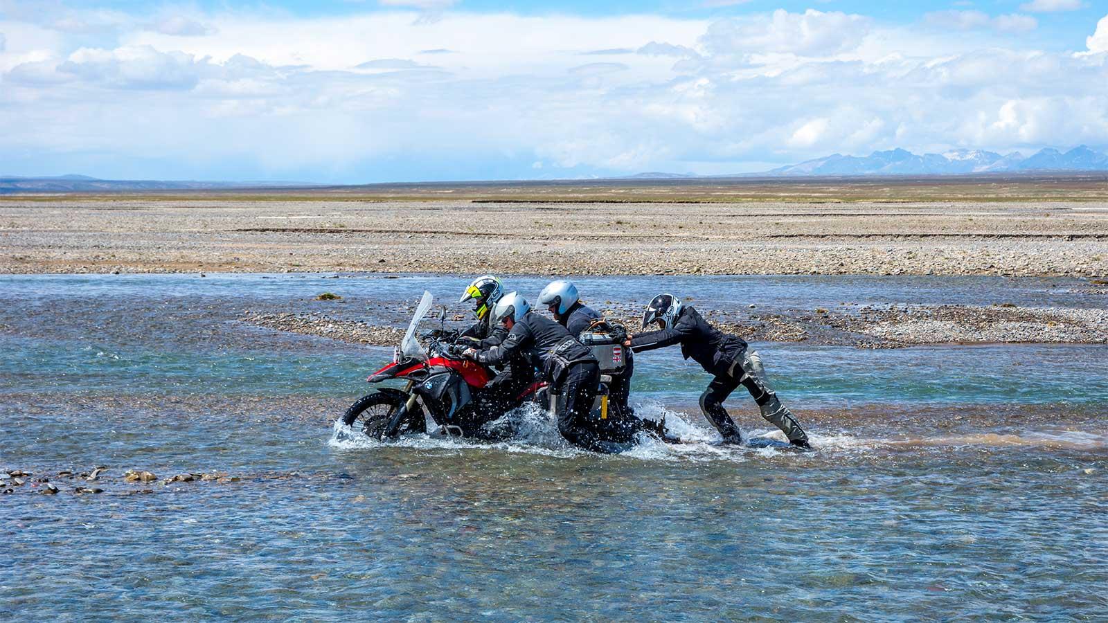 Rider Advancement Courses