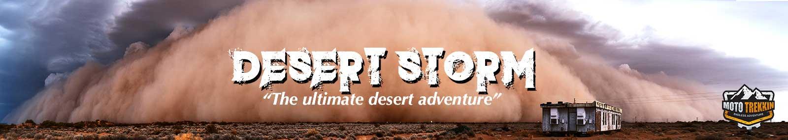 Desert Storm 2023