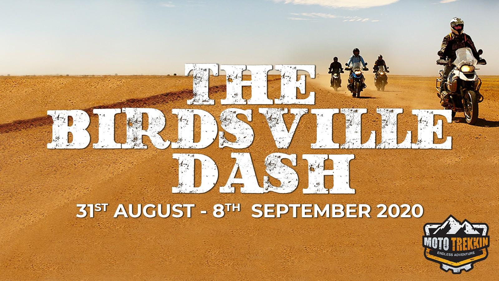 Birdsville Dash 2020