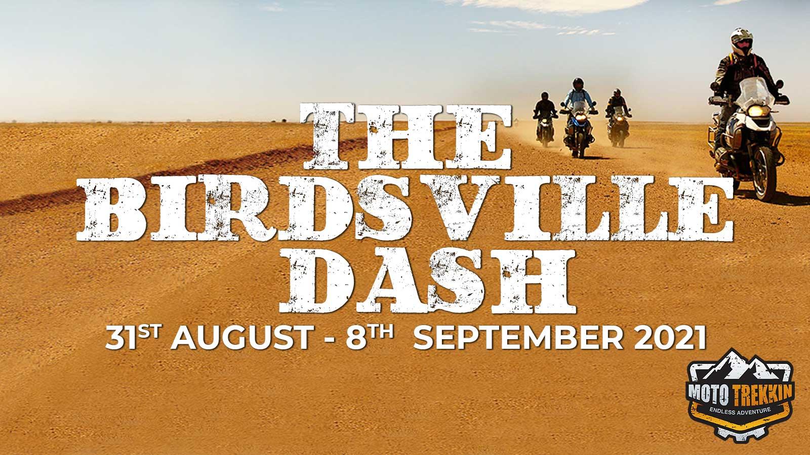 Birdsville DASH
