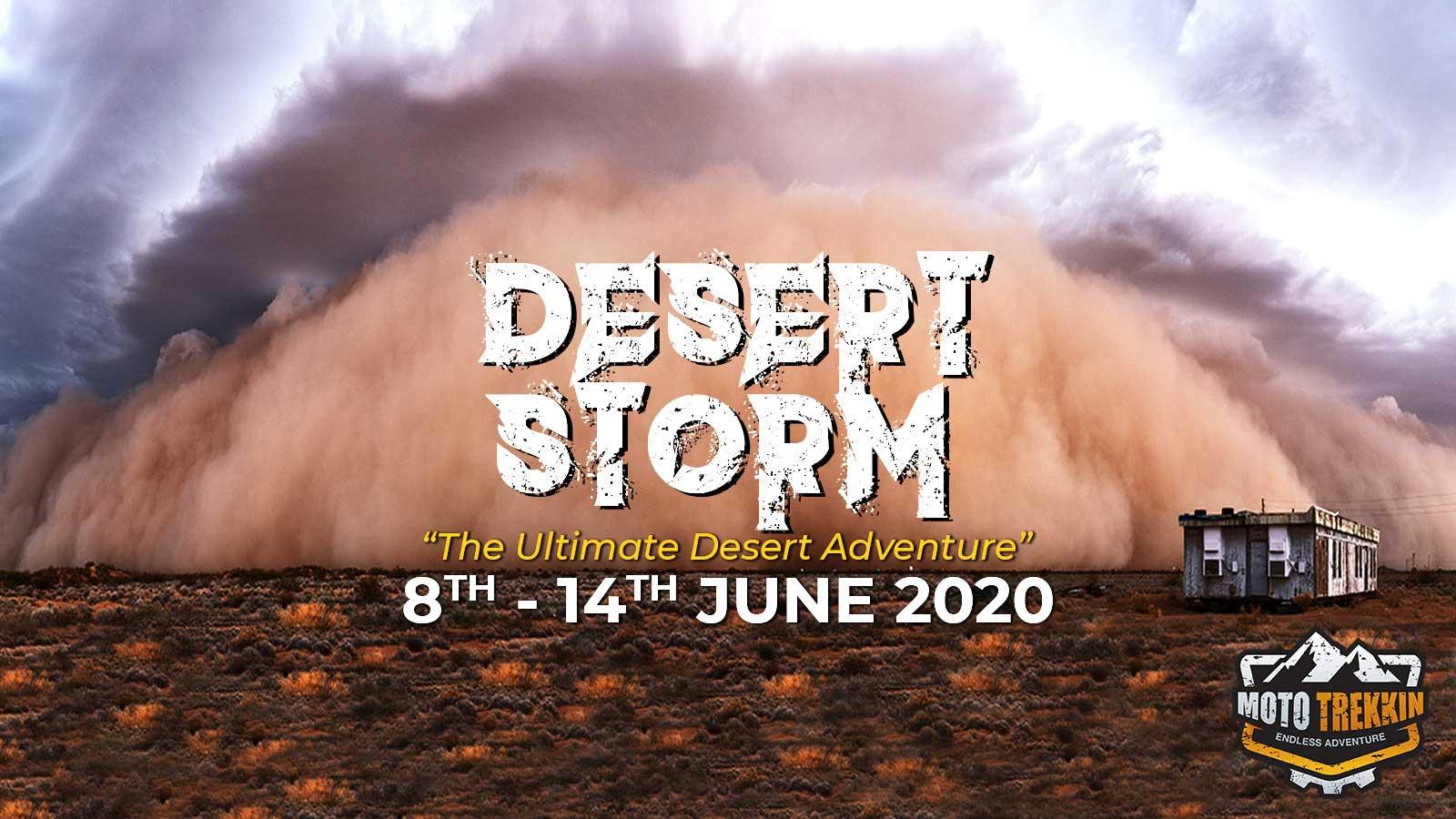 Desert Storm 2020