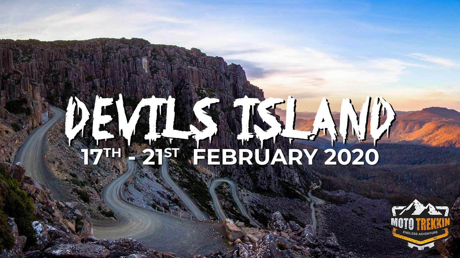 Devil's Island 2020