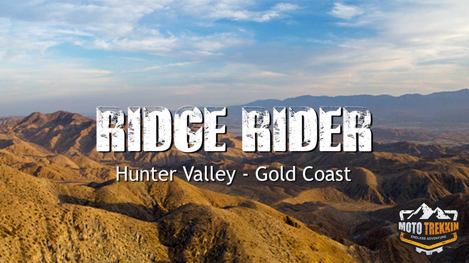 Ridge Rider 2023